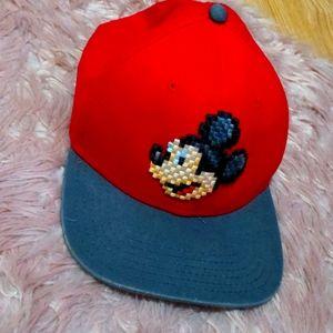 🔥2/15🔥 Mickey Mouse Pixel Snapback